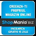 Creeaza-ti propriul magazin online, incearca gratis 15 zile